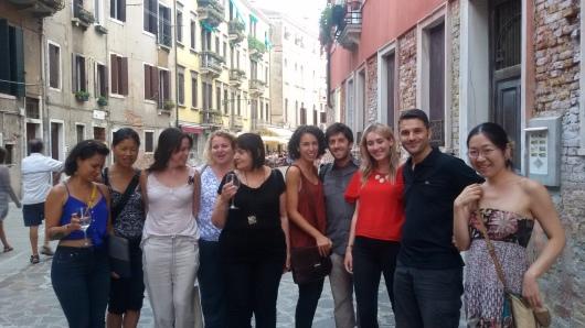imparare italiano a Venezia